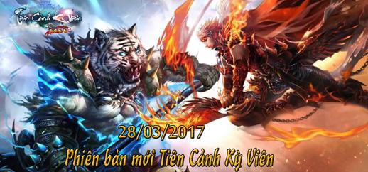 Tiên Cảnh Kỳ Viên: Sự kiện trong game