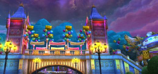 Sự kiện mừng update Lạc Hưởng Kì Thành